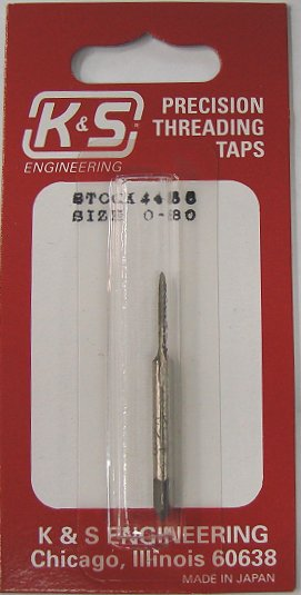 K&S .080 Precision Tap