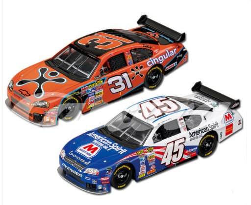 Carrera Winner's Challenge Nascar Race Set-