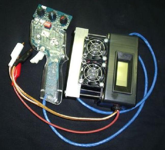 3rd Eye FETroller 2 w/EChoke/Meter Electronic Slot Car Controller-