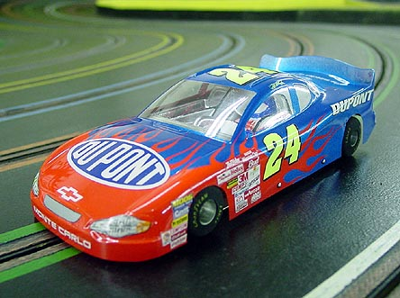 "24 Dupont ""2001"" Nascar 4.5"" Body"