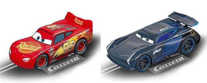 "Carrera GO ""Disney·Pixar Cars 3 - Finish First!"" 1/43 Slot Car Race Set-"