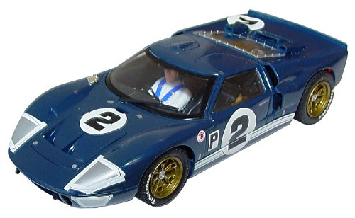 Scalextric Ford GT40 MkII <i>Limited Edition!</i> <br><i>Collector Car!</i>-