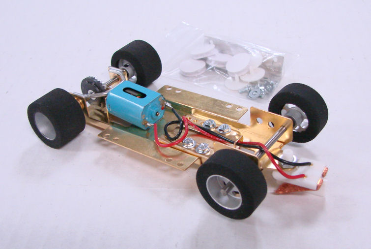 H&R Hard Body RTR Roller 1/24 Slot Car-