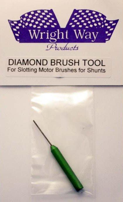 Wright Way Diamond Brush Tool