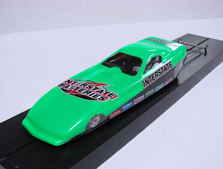 "JDS ""Pro AA/FC"" Gr.7 Open Drag Car w/Koford H.P."