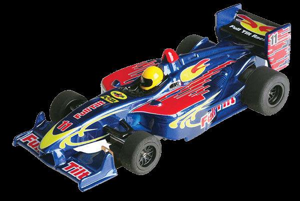 "AFX ""Formula Full Tilt 11"" Mega-G HO Slot Car"