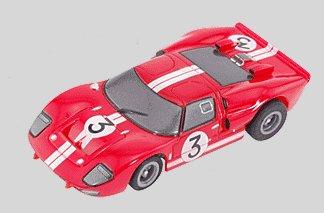 """New! AFX """"Ford GT40 Mk II 3"""" Mega-G 1.5""""-"""