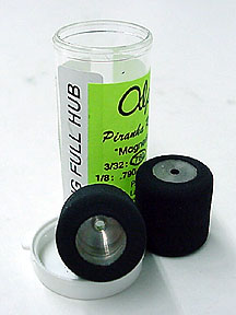 "Alpha 1/8"" x .770, .790"" & .825"" Big Full Hub Piranha"