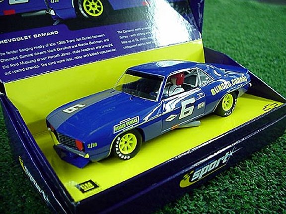 Scalextric Sunoco '69 Trans-Am Camaro No.6 <br><i>Very Rare!</i>-