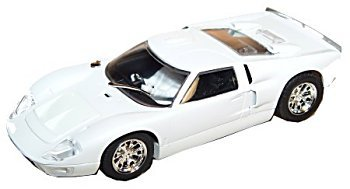 Scalextric Ford GT40 MKII- White-