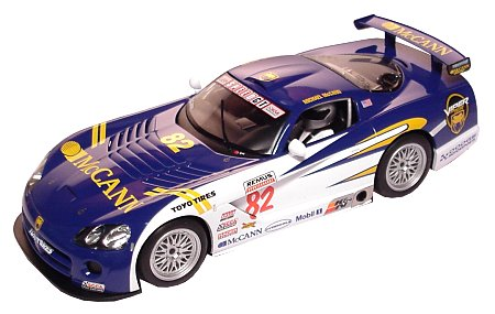 Scalextric Dodge Viper- 82