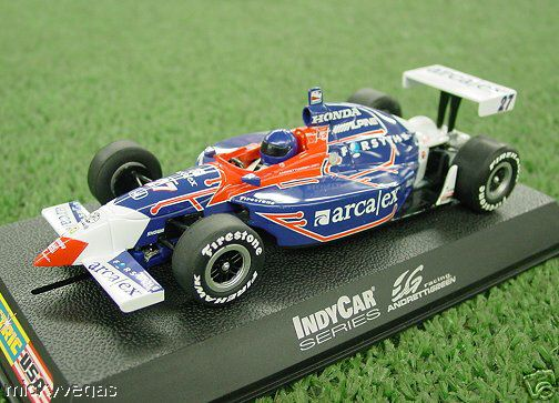 Scalextric IRL Dallara <br>&quot;No. 27&quot; <br><font color=red><i>Collectors Car!</i></font>-