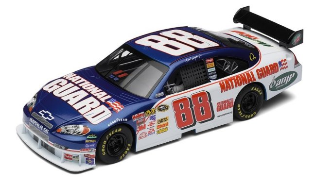 "Scalextric No.88 National Guard NASCAR ""COT"" Chevrolet Impala"
