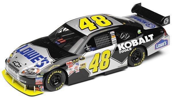 Scalextric No. 48 Lowes NASCAR &quot;COT&quot; Chevrolet Impala <b><font color=red><i>Collectors Nascar!</font></i>