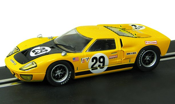 Scalextric 1970 Ford GT40