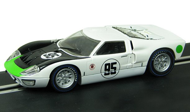 Scalextric Ford GT40 MkII, 1966 Daytona <br><font color=red>US Only Limited Edition!</font>-