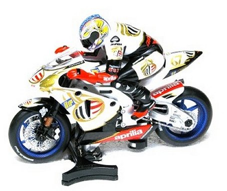 "Scalextric MotoGP Aprilia Racing ""Byrne"""