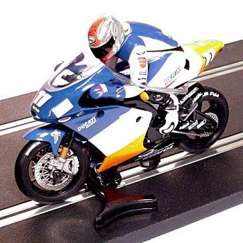 "Scalextric MotoGP Ducati D'Antin ""Ruben Xaus"""