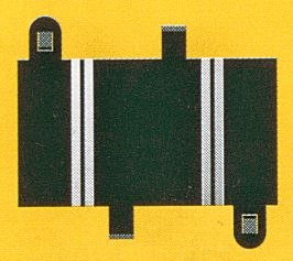 Scalextric Sport Quarter Straight (2 pieces)