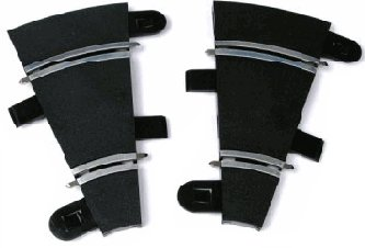 Scalextric R1 - Inner Curve 22.5 � (2 pieces)