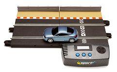 Scalextric Track Accessory 2 -Lap Counter, w/ Audi TT +misc.-