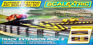 Scalextric Track Extension Pack 2-