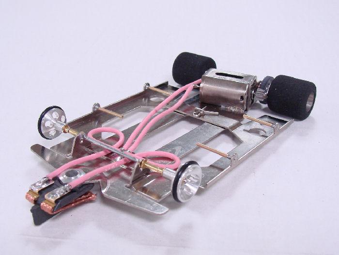 Champion Turbo-Flex w/JK Hawk 7 -less body
