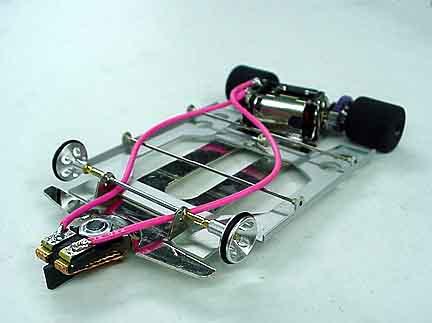 Champion Turbo Flex w/ Alum Pans & FX bal. 16D-less body