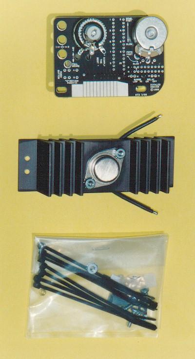 "Difalco ""E"" Motion 2 Pro Plus - Control Module Kit"