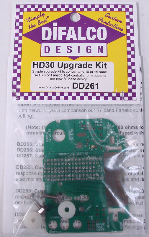 Difalco HD30 Upgrade PCB