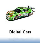 Scalextric Digital Cars