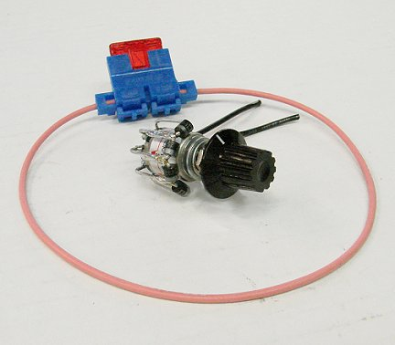 DR Six-Position Brake Switch