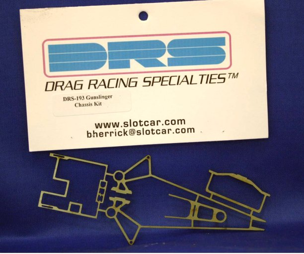 DRS Gunslinger AA/FC Chassis Kit