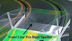 """Front Line .005"""" Pre-Bent Spoiler"""
