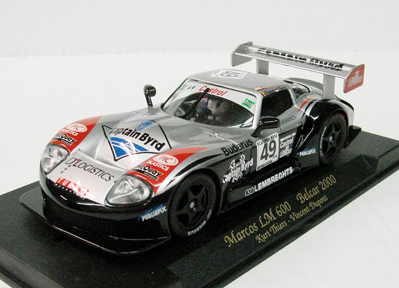 Fly Marcos LM 600 &quot;Belcar 2000&quot; <br><i>Collectors Car!