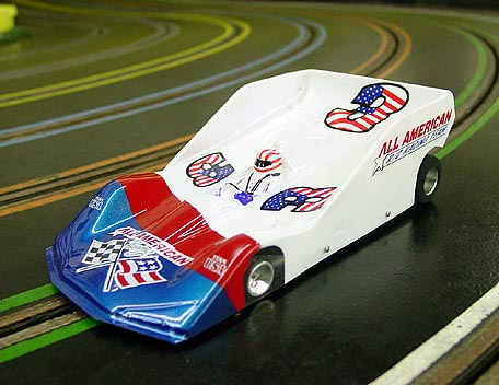 "JK Ult Peugeot w/driver-""Custom Painted"" All American-JK, Ult, Peugeot, driver, Custom, Painted, All, American,"