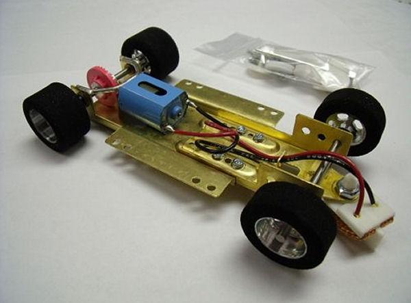 H&R Hard Body RTR Roller 1/24 Slot Car-