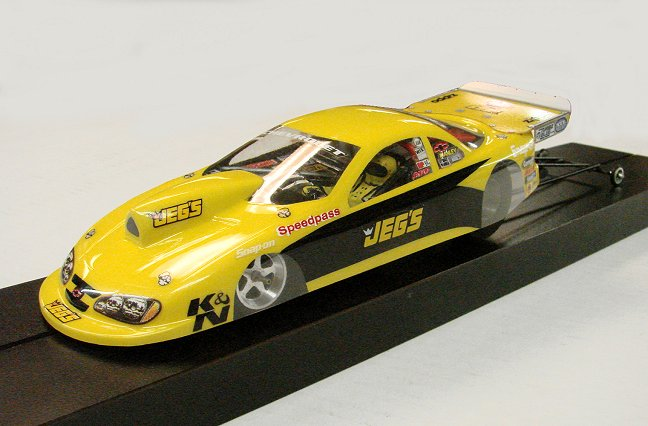 JEGS Custom Top Sportsman Gr. 20 Drag Car-