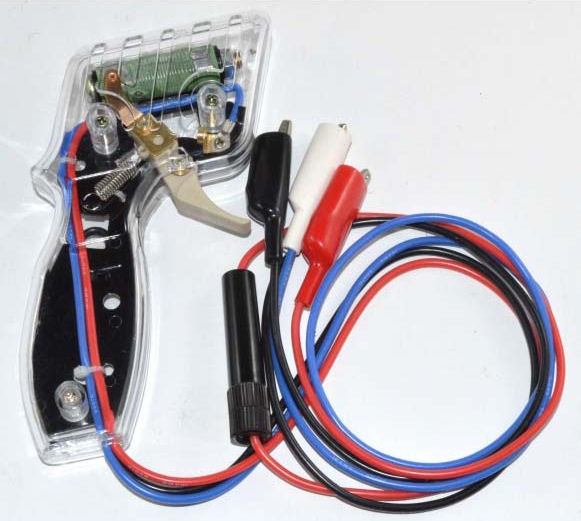 JK 4 ohm Resistor Controller for 1/24 Slot Car