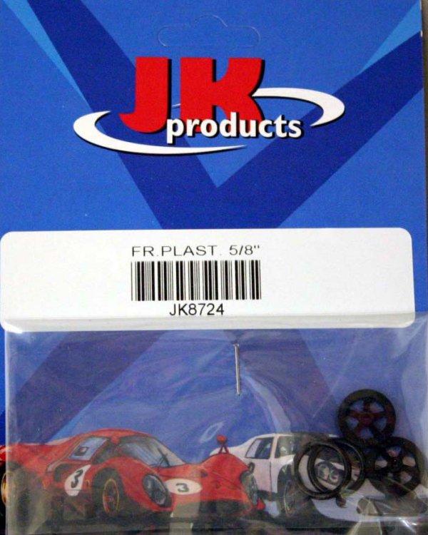 """JK 5/8"""" Front Plastic Wheels"""