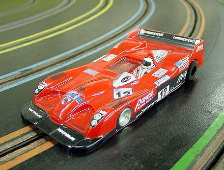 """JK Cheetah-7 w/ S16D """"Panoz-LMP 900""""-jk slot car. slot car"""