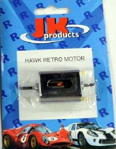 JK Hawk Retro Motor-