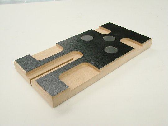 JK Set-up Block with Magnets-