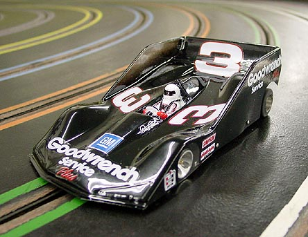 3 Goodwrench JK Ult Peugeot GTP Body It's Back!
