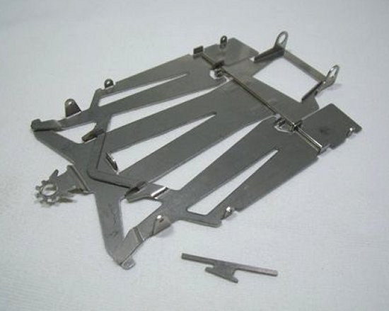 JK Cheetah 11 (2-piece) X24 Chassis-