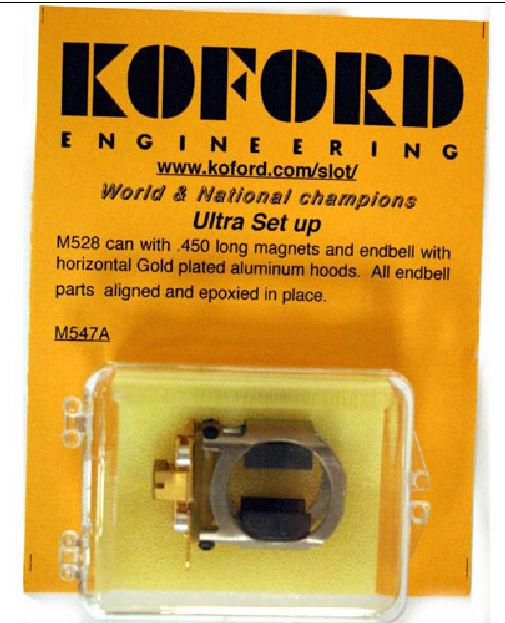 Koford Ultra Blue Printed Gr. 12 Set-up-