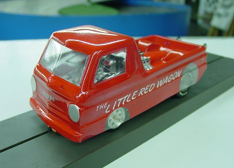 "Toy Tech ""Little Red Wagon"""