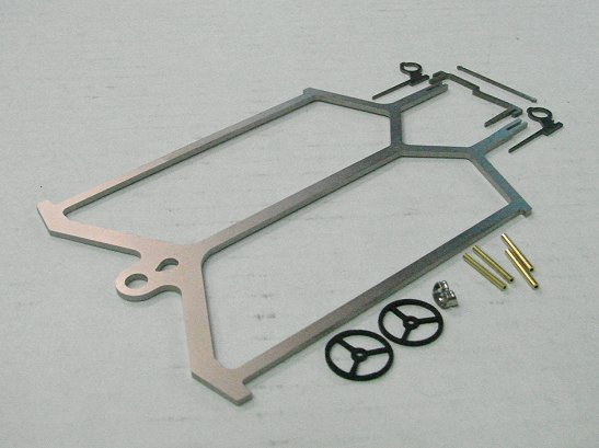 "Koford ""Beuf Express Ultra"" Gr. 7 Aluminum Chassis Kit"