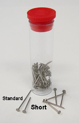 <b>New!</b> Short Koford Big Head Pro Body Pins-