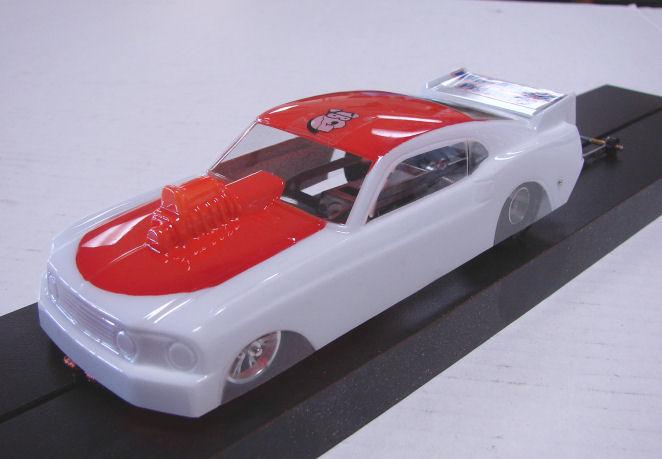 #MAR330M NEW! Mid-America The Boss RTR Drag Car